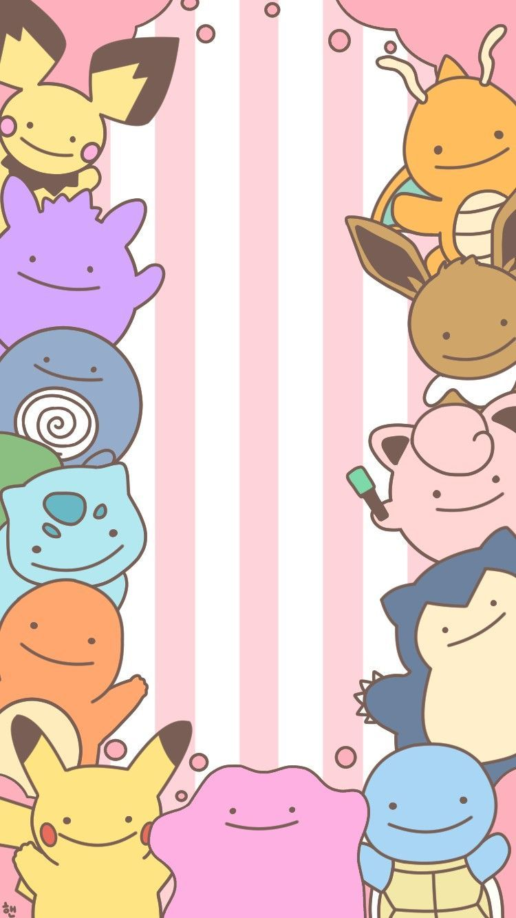 Wallpaper Pokemonwallpaper Disambiguation A Wallpaper Is Material Used To Cover And Decorate Interior W Pokemon Backgrounds Cute Pokemon Wallpaper Pokemon