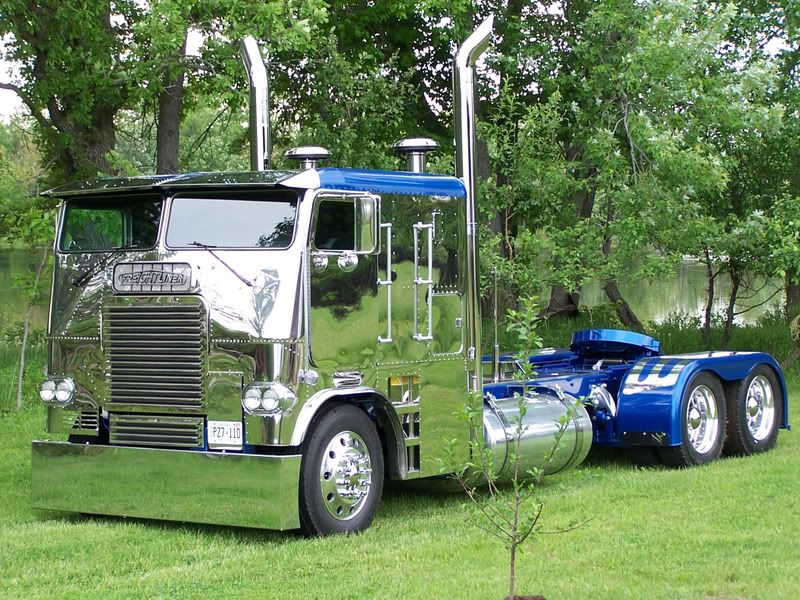 Texas Chrome Shop Mafia Reply With Quote Trucks Freightliner