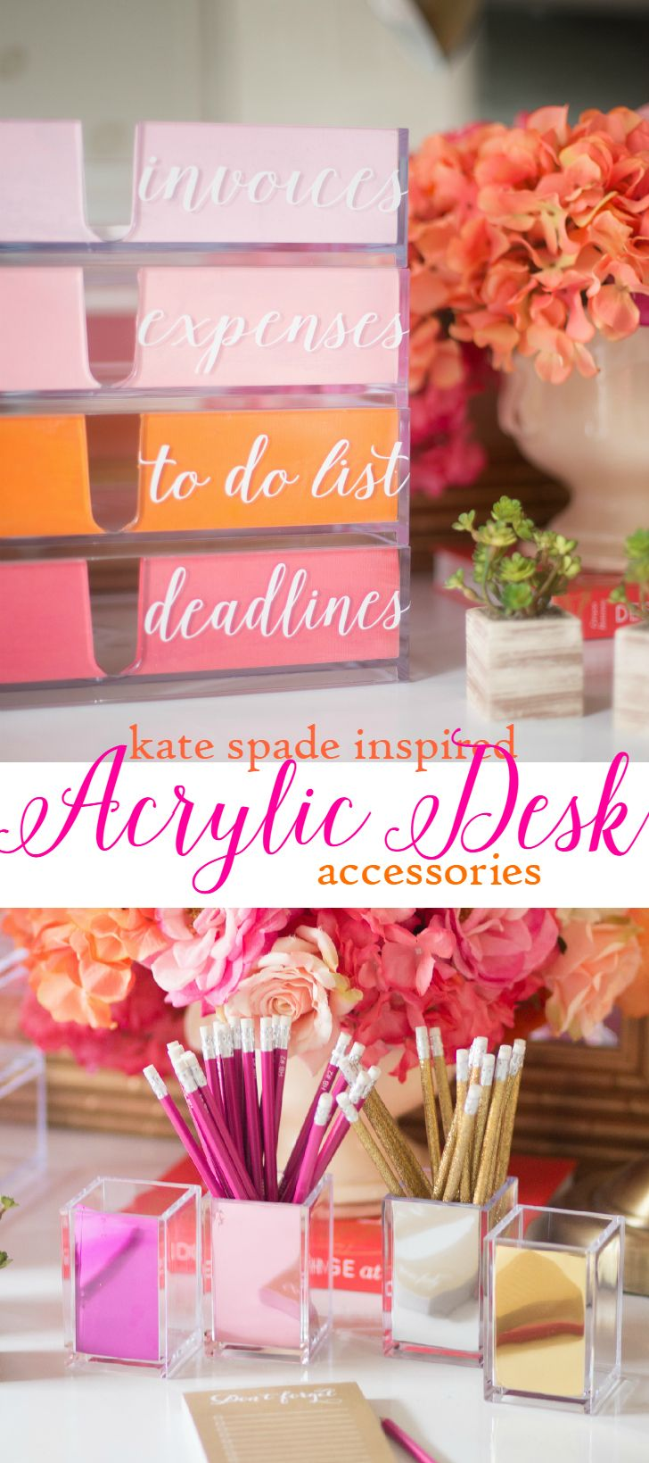damask office accessories. Metallic Inserts In Acrylic Organizers. Damask Office Accessories R