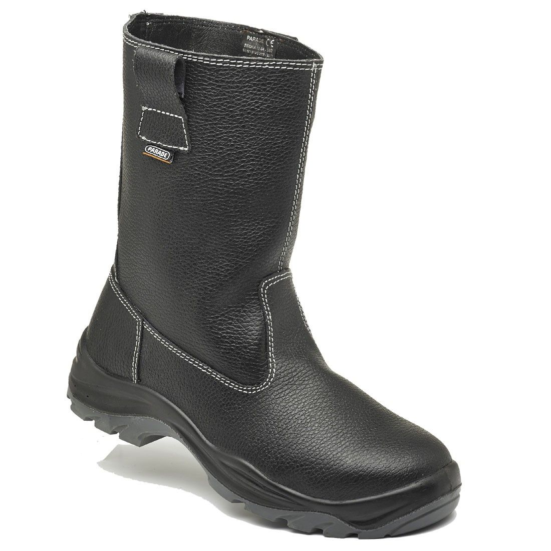 fur lined mens work boots