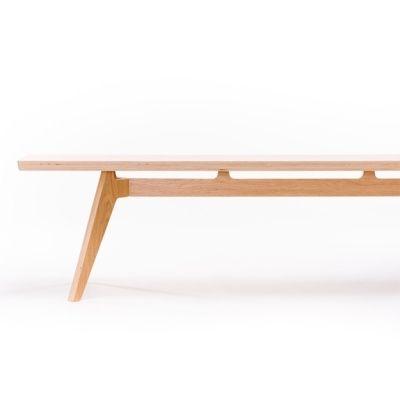 Oak Lavitta Bench by Poiat