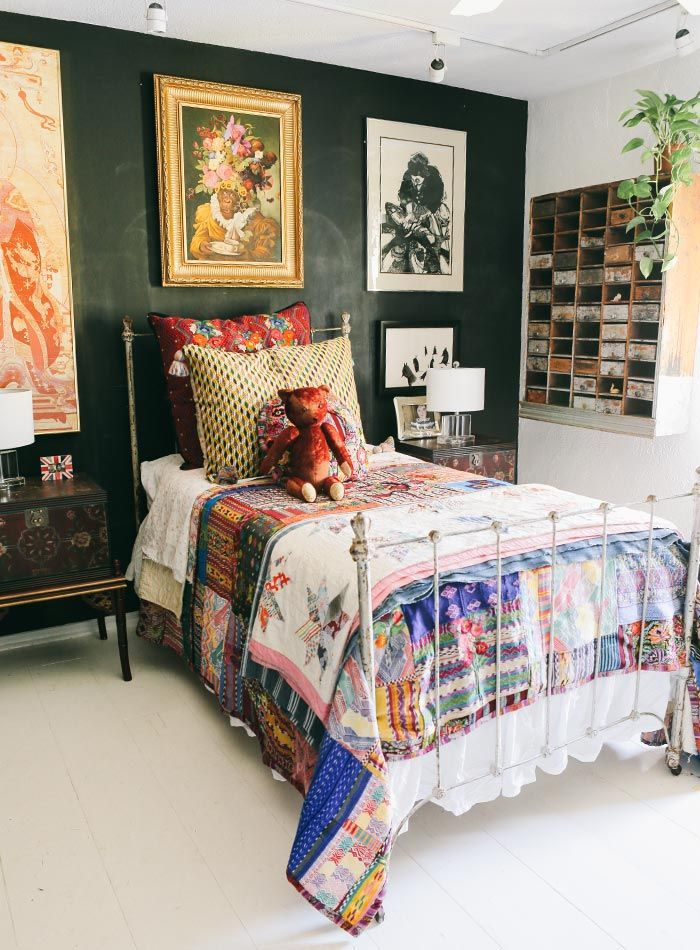 Hogares singulares - Boho chic Total Bedrooms, Boho and Bohemian