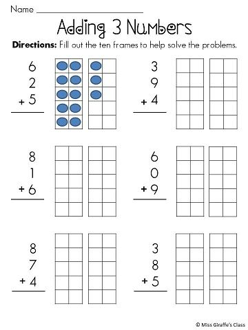 Collection of 1st Grade Common Core Worksheets  Sharebrowse