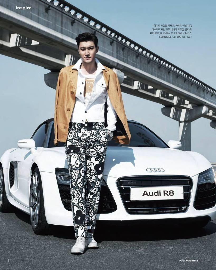 12 K Pop Idols With Ridiculously Expensive Cars Selebritas Elf Lee