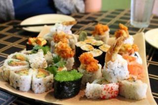 Akashi Durham Sushi Revered As Best Sushi Every By E Wu Local