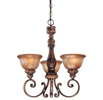 View the Minka Lavery ML 1353 3 Light 1 Tier Chandelier from the Illuminati Collection at Build.com.