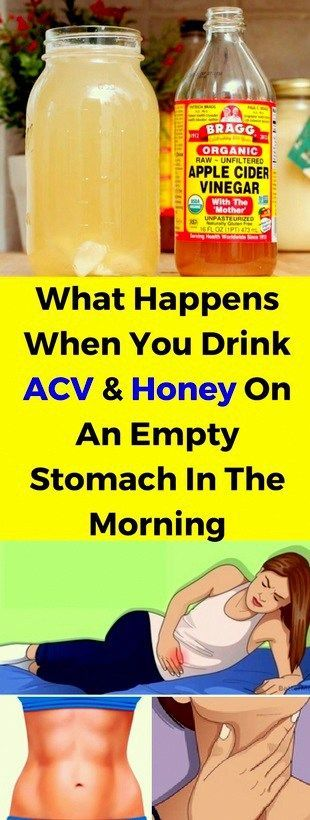 #lifehacks #fitness #stomach #vinegar #happens #morning #drink #apple #cider #honey #empty #when #wh...