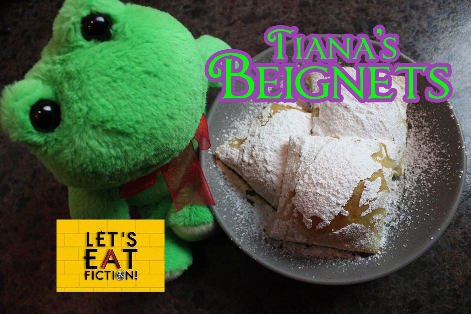 Tiana's (The Princess and the Frog) Let's Eat