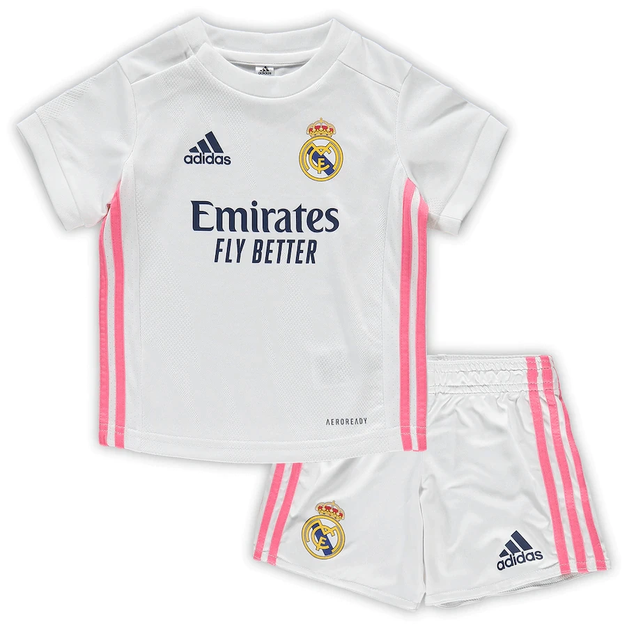 Real Madrid 20 21 Home Kids Youth Kit Name And Number Zorrojersey In 2020 Real Madrid Madrid Adidas