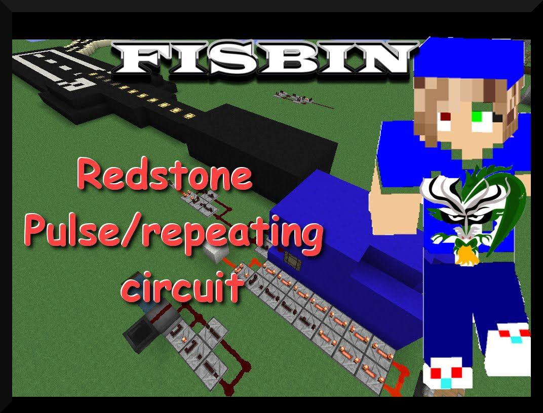 Minecraft 18 redstone repeatingpulsing circuit tutorial super minecraft 18 redstone repeatingpulsing circuit tutorial super simple baditri Choice Image