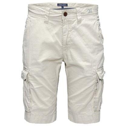 Weiße #Shorts mit Taschen, ideal für tolle #Freizeitlooks! ab 54,90€ Hier kaufen: http://www.stylefru.it/s379898 #tommyhilfiger