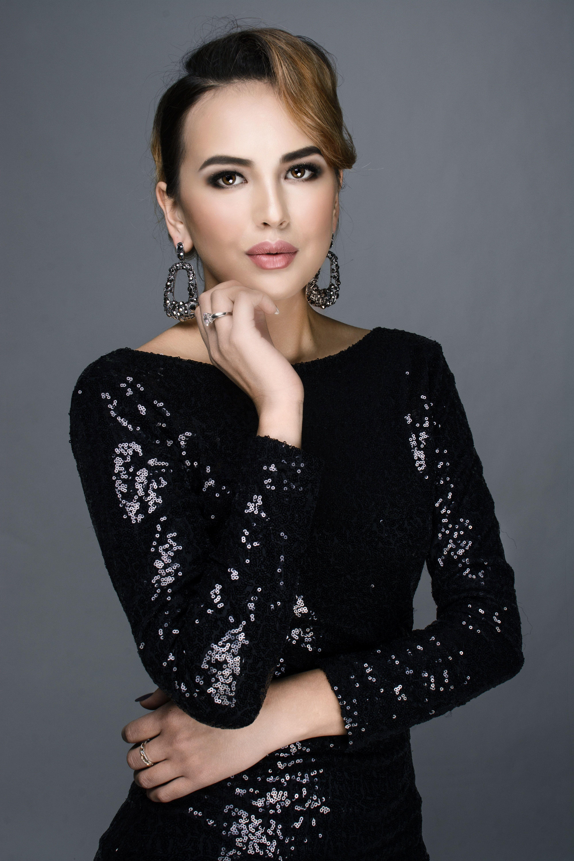 Image Page 65786 Fashion Design Jobs Fashion Design Black Long Sleeve Dress