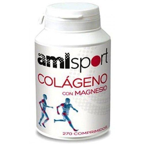 Ana Maria Lajusticia Colageno Con Magnesio Aml Sport 270