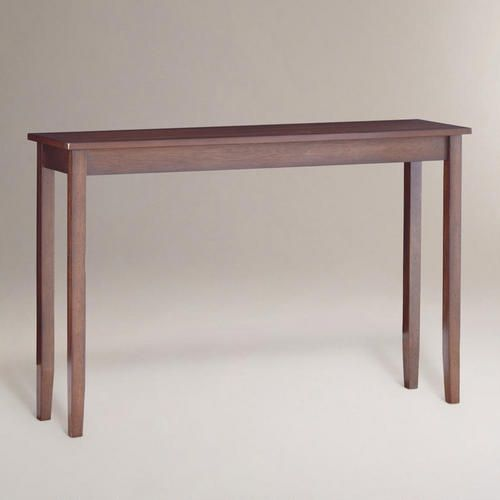 Alluring Long Skinny Tall Table Follow This Http Www