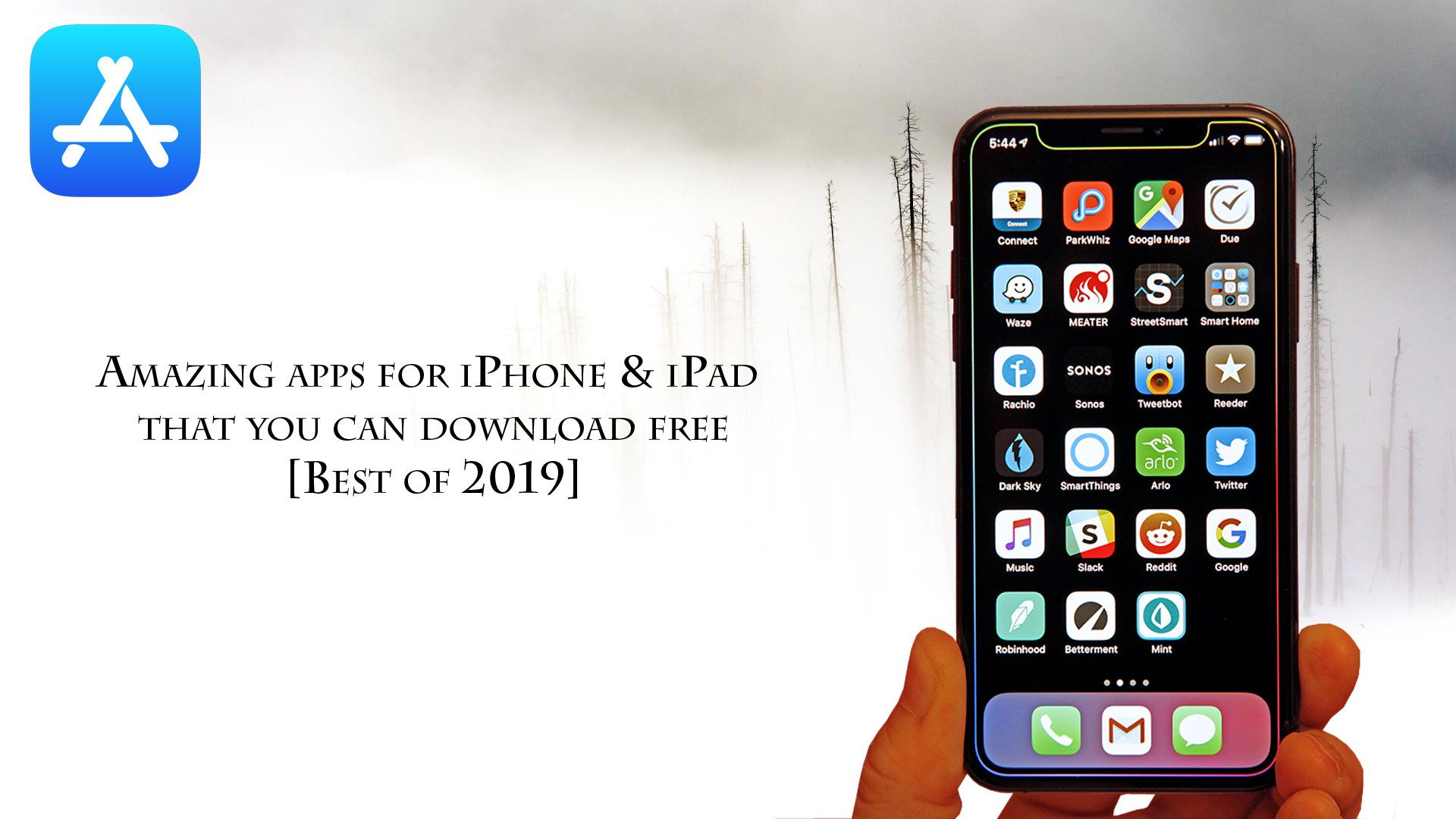 New iPhone apps 2019 10 musthave apps for iPhone iOS
