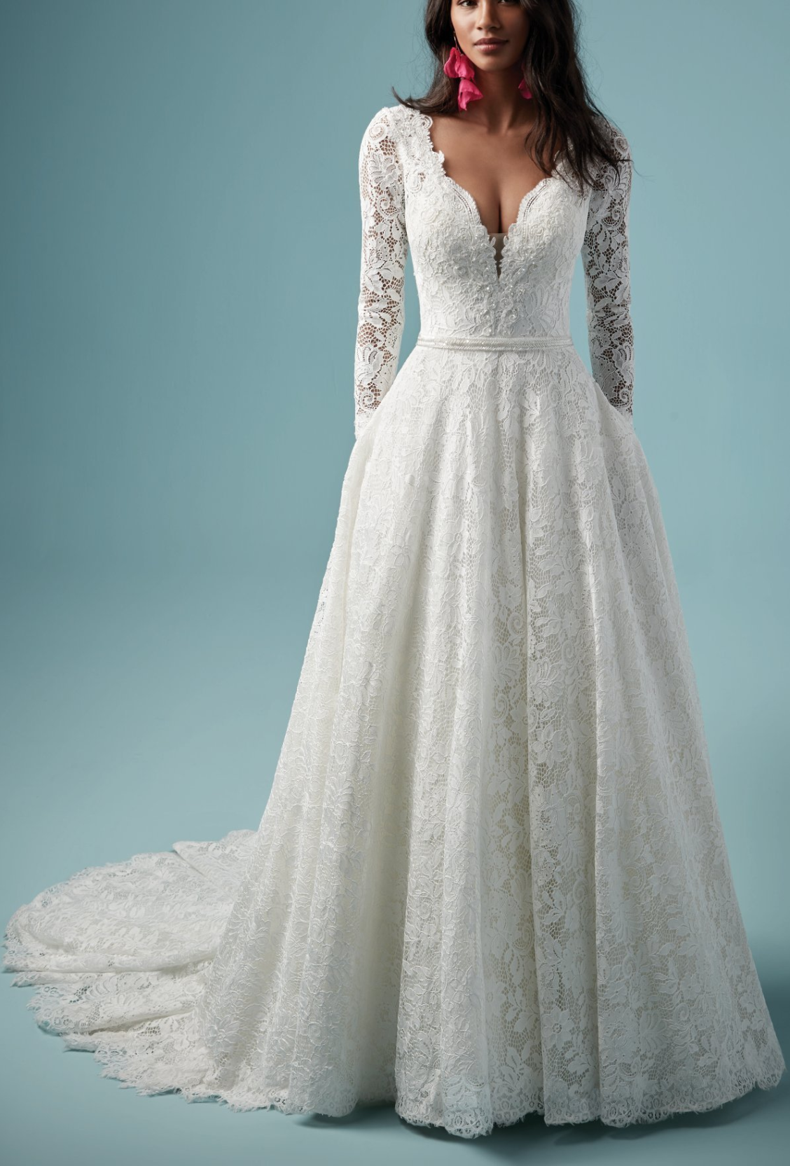 TERRY by Maggie Sottero Wedding Dresses in 2020 Maggie