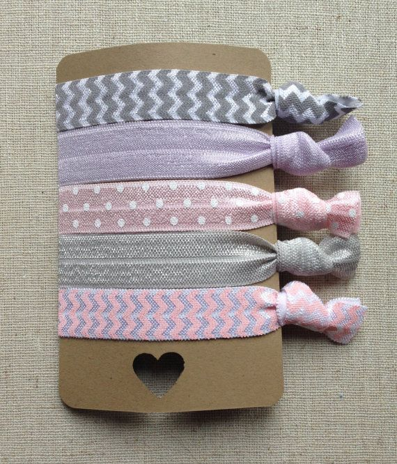 Fold Over Elastic Hair Ties Hair Accessories By