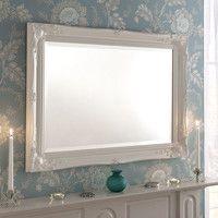 Yearn Mirrors White Wall Mirror & Reviews | Wayfair UK