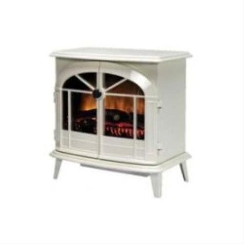 Dimplex Chevalier Chv20 White Electric Stove Optiflame 361 06