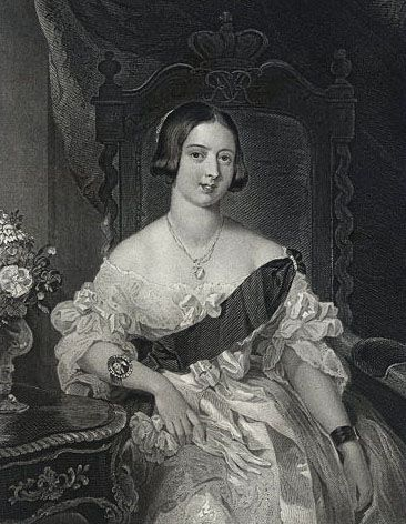 Queen Victoria, 1849: Victoria had been the ruling British monarch for 12 years by the time she was 30 in 1849. She had also been married for nine years, to Albert, and had given birth to six children (she eventually had nine). The year 1949 also marked Victoria's first visit to Ireland, which had it share of nationalist fervor. The visit was deemed a success, though any peace wouldn't last.