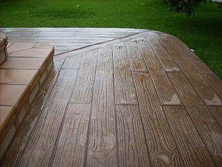 Pavimentos formifort hormig n impreso pavimentos industriales y decorativos suelos corral - Hormigon decorativo para suelos ...