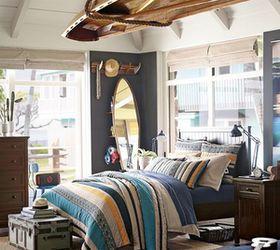 ロンハーマンがお手本 人気の西海岸風インテリアを作ろう Naver まとめ Surf Room Surf Bedroom Surf Room Decor