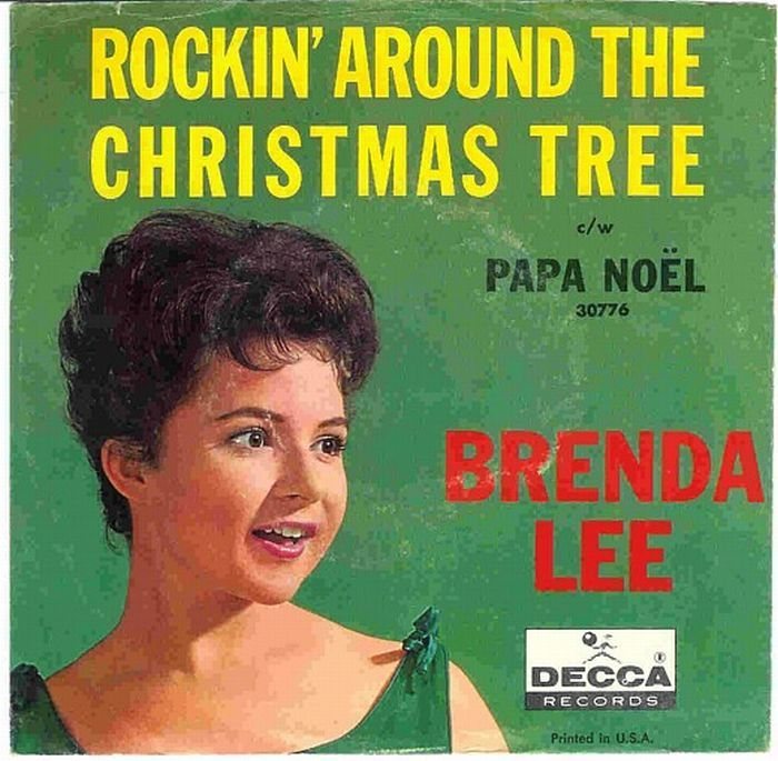christmas hits vinyl record