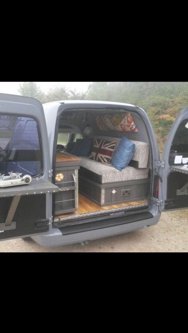 note a moi meme ratio hauteur largeur du lit / canape  Vw caddy interior ideas Like amp Repin. T