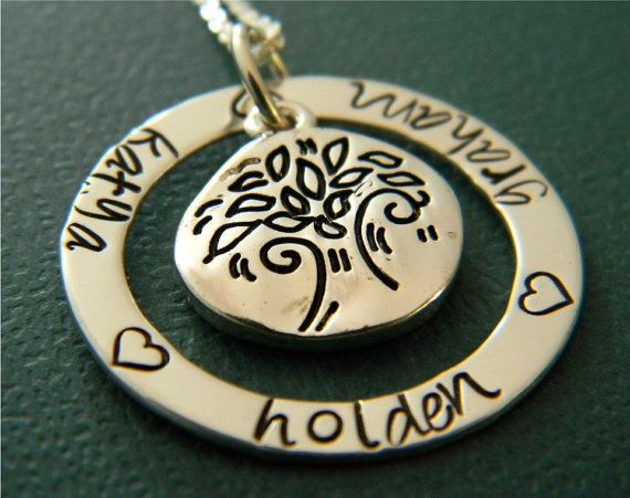 Family Tree Mom Mother Grandmother Nana by EverythingInitials, $38.00