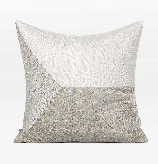 Light Gray Simple Style Modern Throw Pillow Pillow Cover With Insert Sofa Pillows Bedroom Pillows Home Decor Modern Throw Pillows Throw Pillows Pillows
