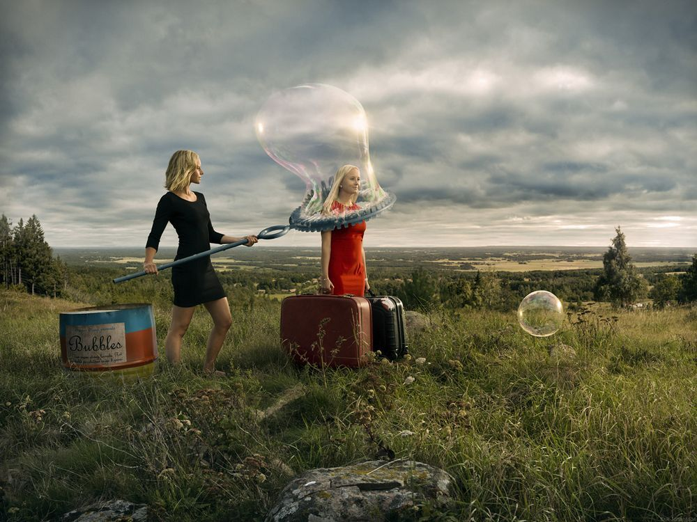 Surreal Creative Photo Manipulations by Erik Johansson, http://utvox.com/erik-johansson-photo-manipulations/