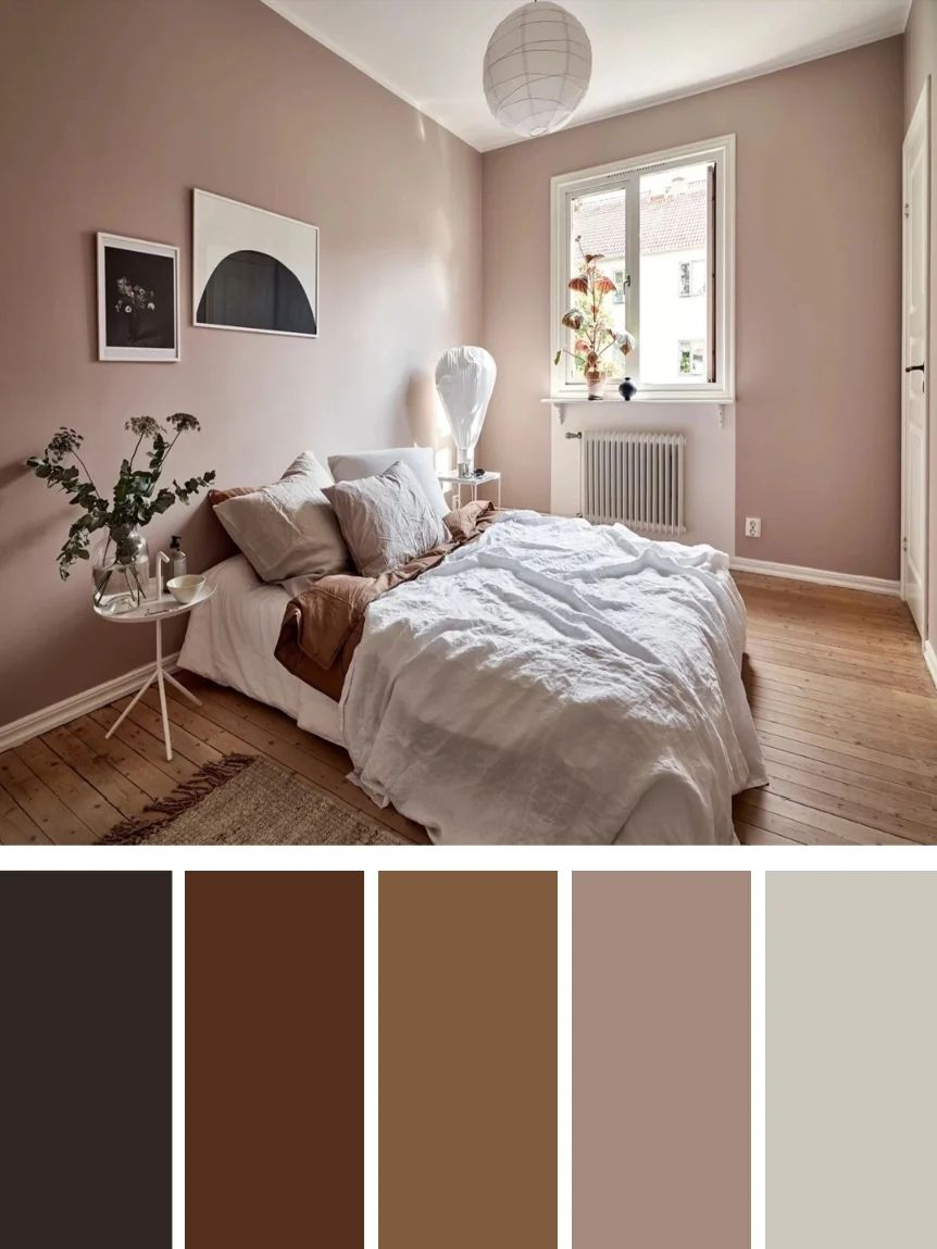 Relaxing And Cozy Bedroom Color Schemes Glorifiv Bedroom Color Schemes Cozy Bedroom Colors Bedroom Color Combination
