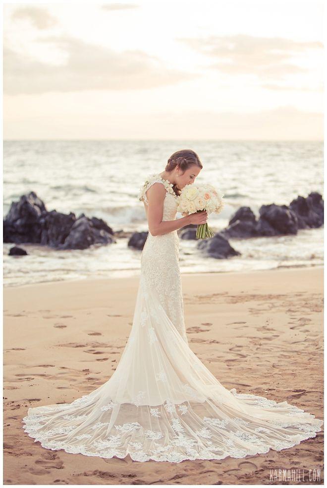 Meranda & Jonathan\'s Maui Wedding! | Wedding simple, Maui weddings ...
