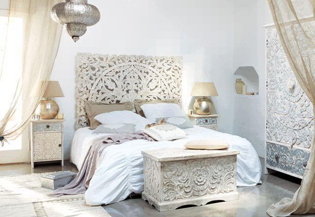 Chambre orientale  Maisons du Monde  Home Sweet Home in 2018  Pinterest  Maison Lit and