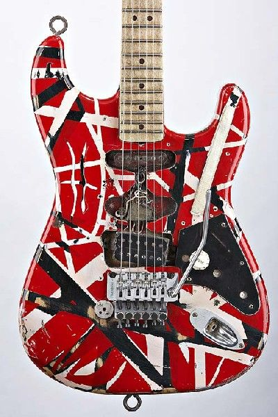 the frankenstrat is eddie 39 s attempt to cross pollinate a. Black Bedroom Furniture Sets. Home Design Ideas