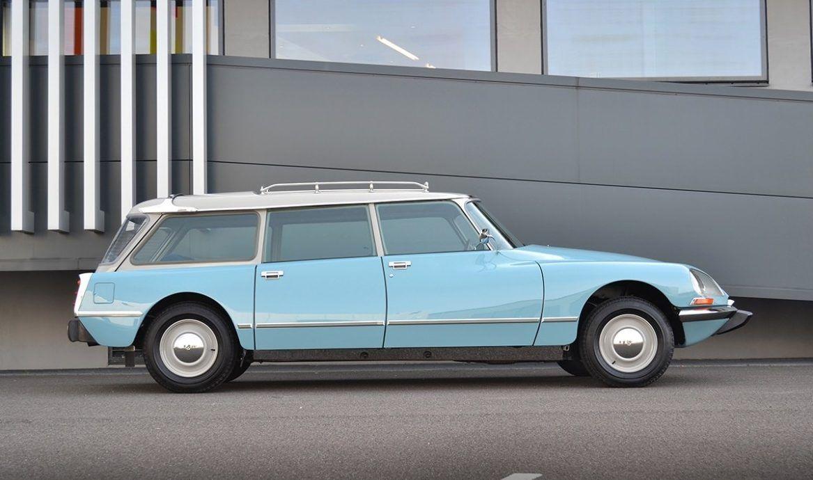 Citroen Ds - car-top.fr