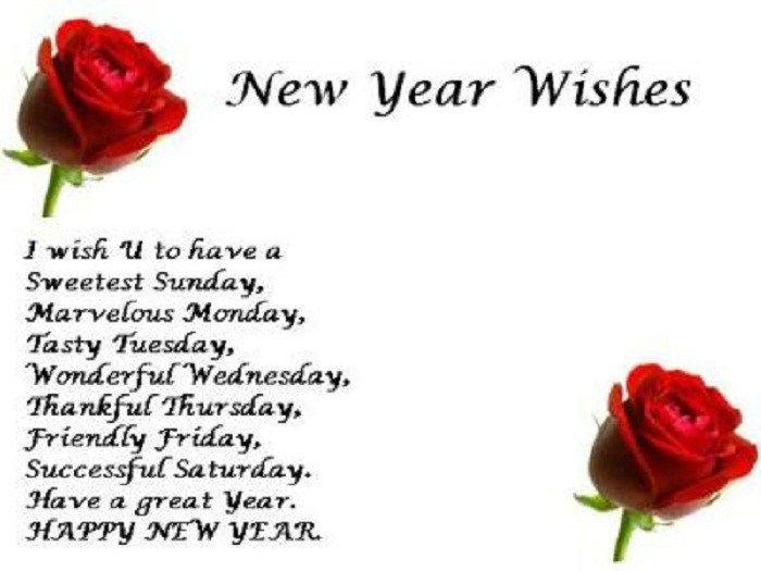 Happy New Year Wishes | New Year 2017 Wishes | HAPPY NEW YEAR ...