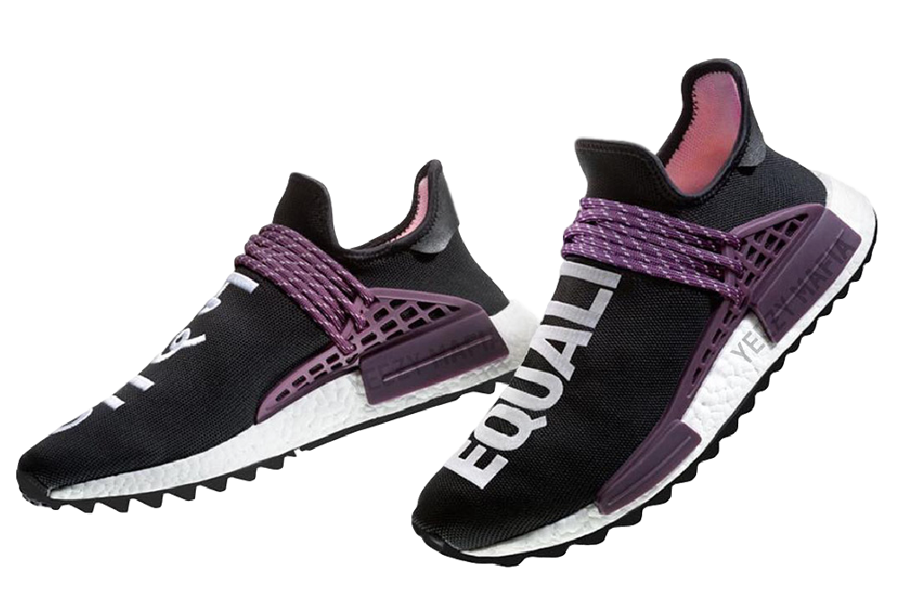 best loved c58db cb48d Adidas Pharrell NMD Human Race Core Black | Sneakers ...