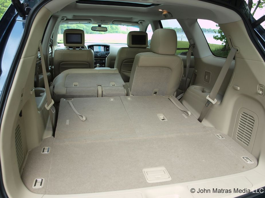 Nissan Pathfinder 2014 Interior Google Search With Images