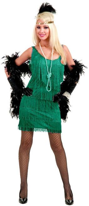 20s Jade Fashion Flapper Plus Size Canada Eh Pinterest