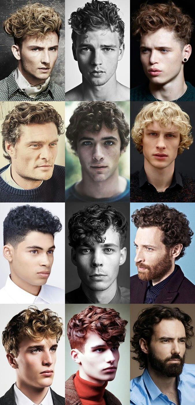 Mens curly haircut i love curls  사순abc  pinterest  curly haircuts and curly