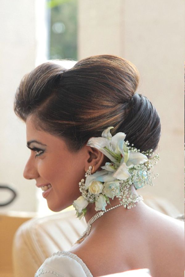 Hairstyles For Sarees My Style Hair Styles Hair Wedding Hairstyles