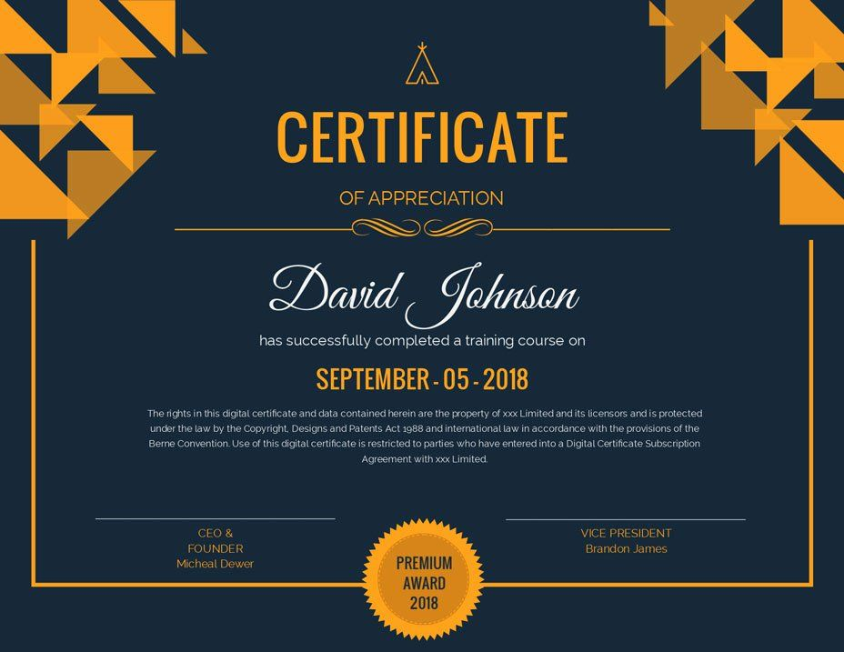 Online Certificate Maker With Logo New Free Certificate Maker Certificate Generator Certificate Maker Free Certificate Templates Certificate Templates