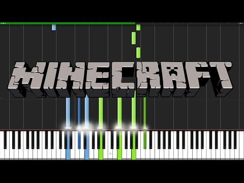 5 Wet Hands Minecraft Piano Tutorial Synthesia Torby