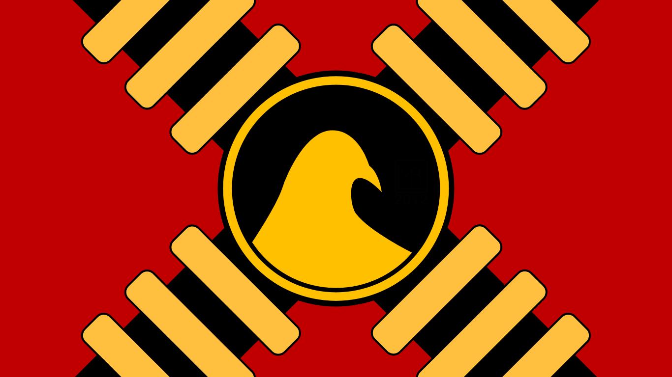 Red Robin Symbol Wp By Morganrlewis On Deviantart