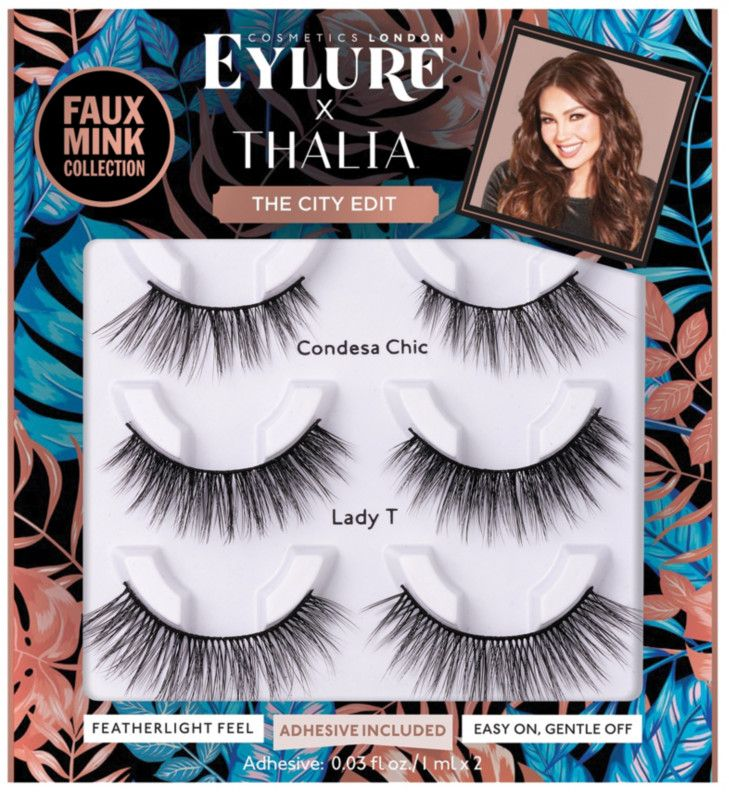 225a567669e Eylure X Thalia brings you a lash collection you'll be dying to get your