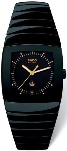 6688ccc38 Rado Sintra Black Ceramic Mens Watch R13663172 BY Rado   Watches in ...