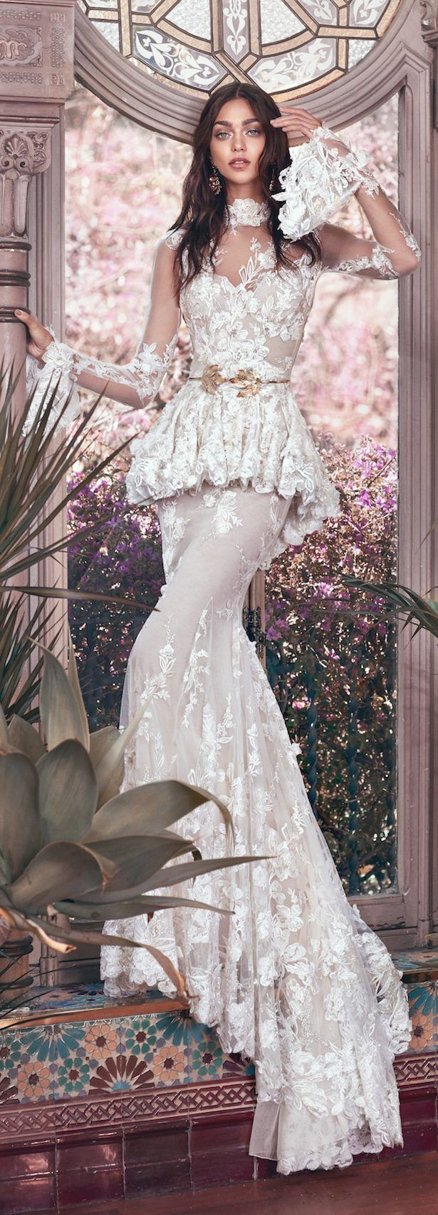 Galia lahav wedding dress collection victorian affinity tesla