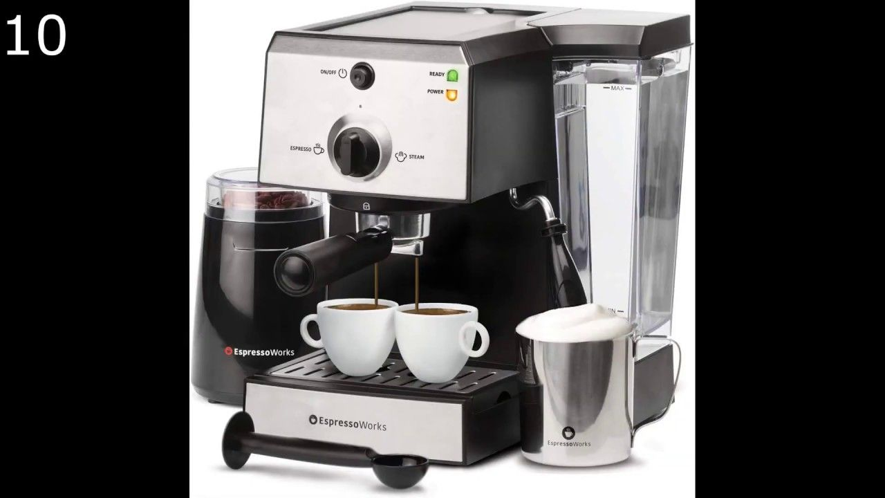 Top 10 Best Espresso Machines At Amazon 2020 In 2020 Automatic Espresso Machine Best Espresso Machine Espresso Machine Reviews