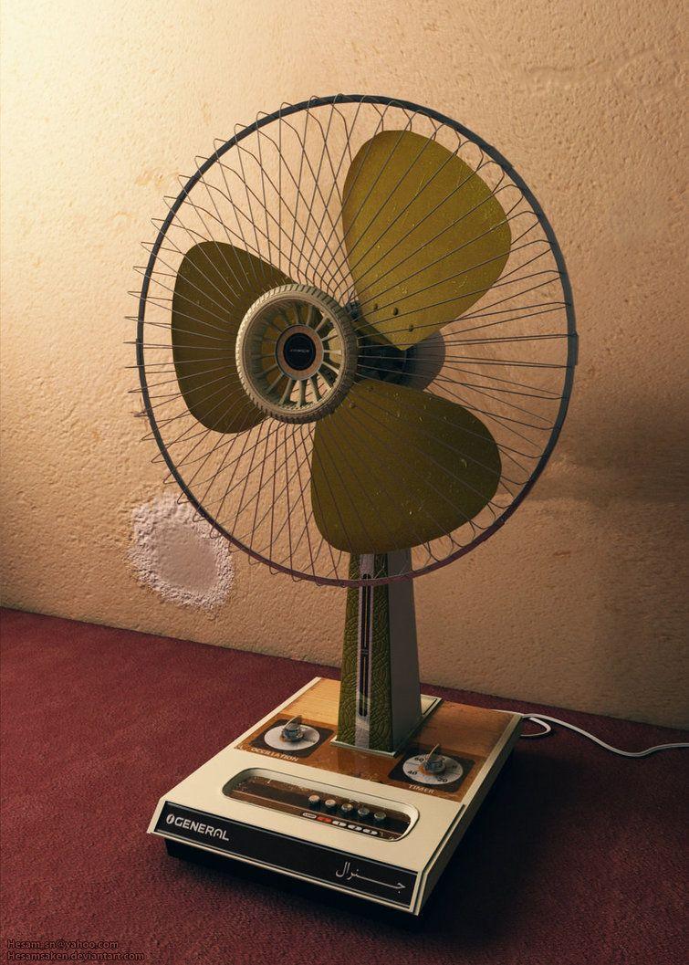 fan max & vray Table fan, Fan, Home appliances